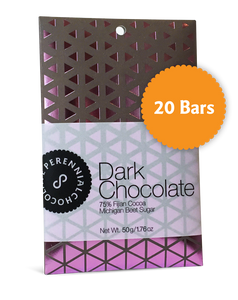 Dark Chocolate Bars - Case