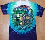 Grateful Dead Watch Tower Tie Dye Men's Shirt