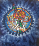Grateful Dead Psycle Sam Tie Dye Men's Shirt