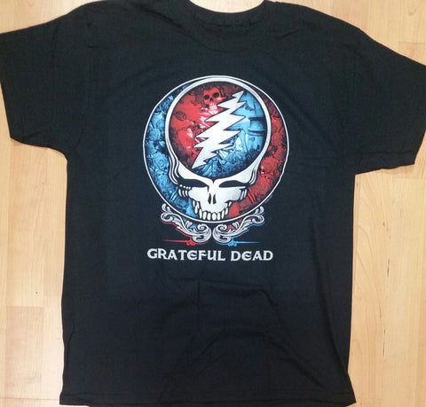 Grateful Dead Steal Your Face Men's Shirt