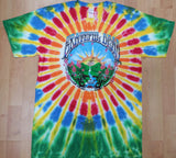 Grateful Dead Sunrise Dye Men's Shirt