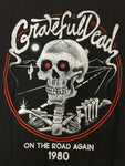 Grateful Dead On the Road Black Men's Shirt