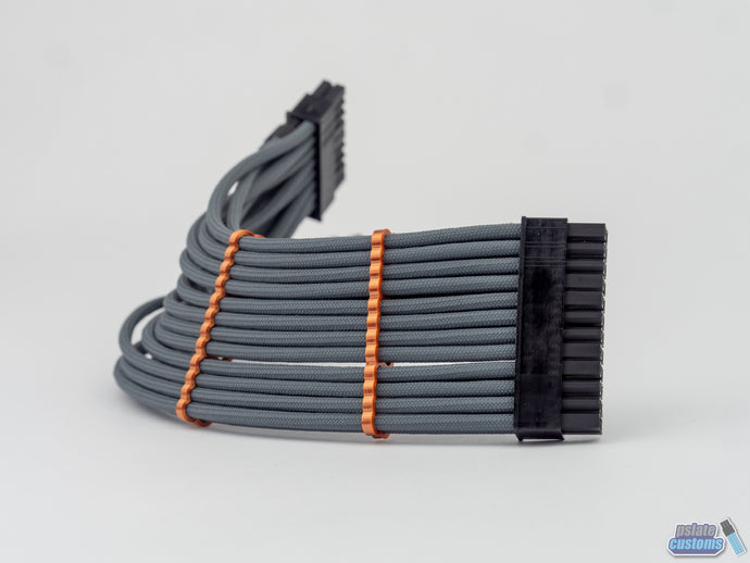 Lazer3D LZ7 XTD 24 Pin Paracord Custom Sleeved Cable