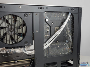 NCASE M1 8 (4+4) Pin CPU/EPS Unsleeved Custom Cable