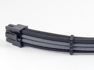 DAN Cases A4-SFX 8/6+2 Pin PCIE Paracord Custom Sleeved Cable