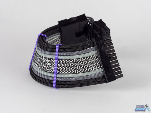 Cooler Master NR200 24 Pin Paracord Custom Sleeved Cable