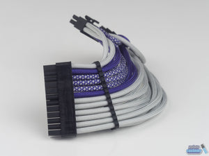 FormD T1 24 Pin Paracord Custom Sleeved Cable