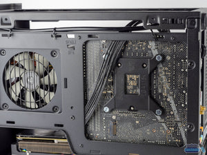 Cooler Master NR200 8 (4+4) Pin CPU/EPS Unsleeved Custom Cable