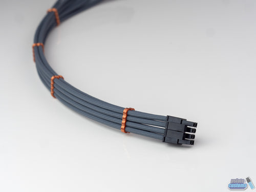 Cooler Master NR200 8 (4+4) pin CPU/EPS Paracord Custom Sleeved Cable