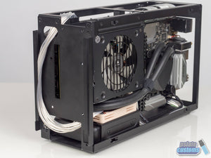 DAN Cases A4-SFX 6 Pin PCIE Unsleeved Custom Cable