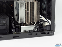 Load image into Gallery viewer, Cooler Master NR200 8 (4+4) Pin CPU/EPS Unsleeved Custom Cable