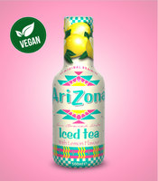 Arizona Iced Tea Lemon 500ml X 12