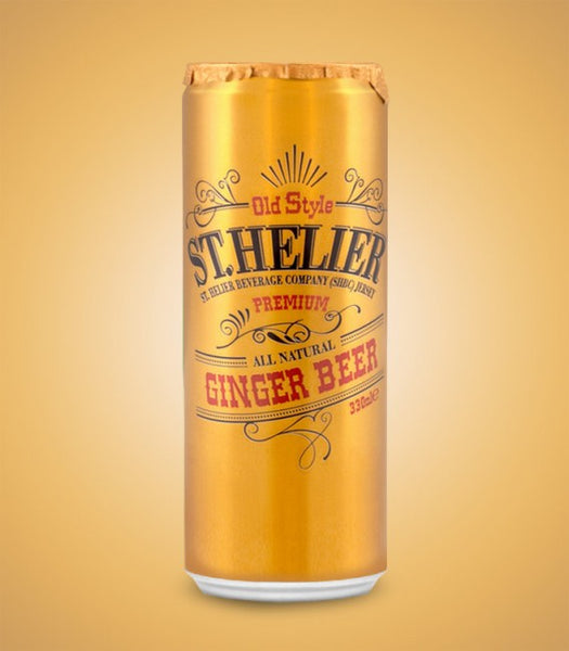 St Helier Ginger Beer 330ml X 12