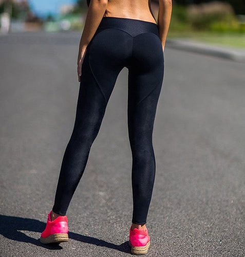 Fitness leggings Push Up black Fitness trousers women hot pants Seamless Leggings