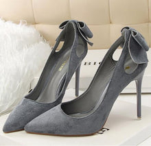 Load image into Gallery viewer, Women Pumps High Heels Shoes Fashion Wedding Shoes Ladies Summer Pumps
