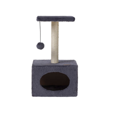 Colour TV Cat Tree