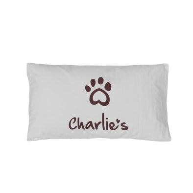 Pet Pillowcase White
