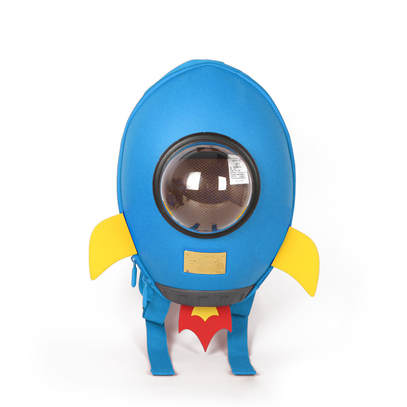 Supercute Rocket Backpack