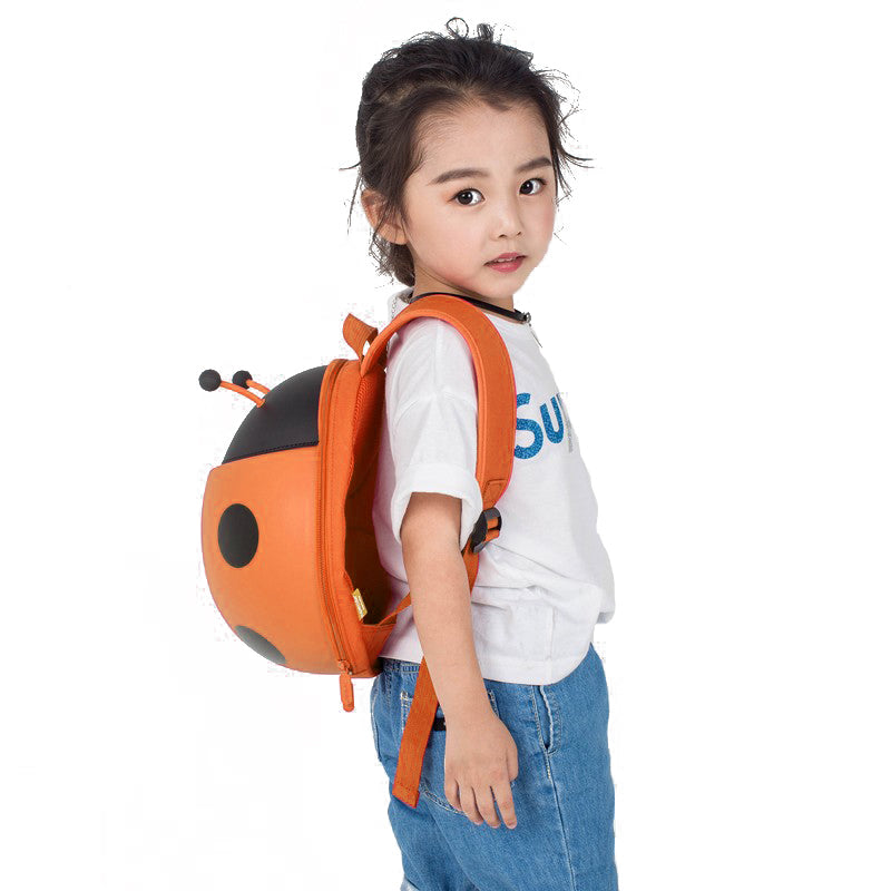 Supercute Lady Bug Backpack