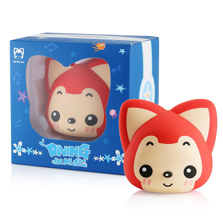 Fox Bluetooth speaker