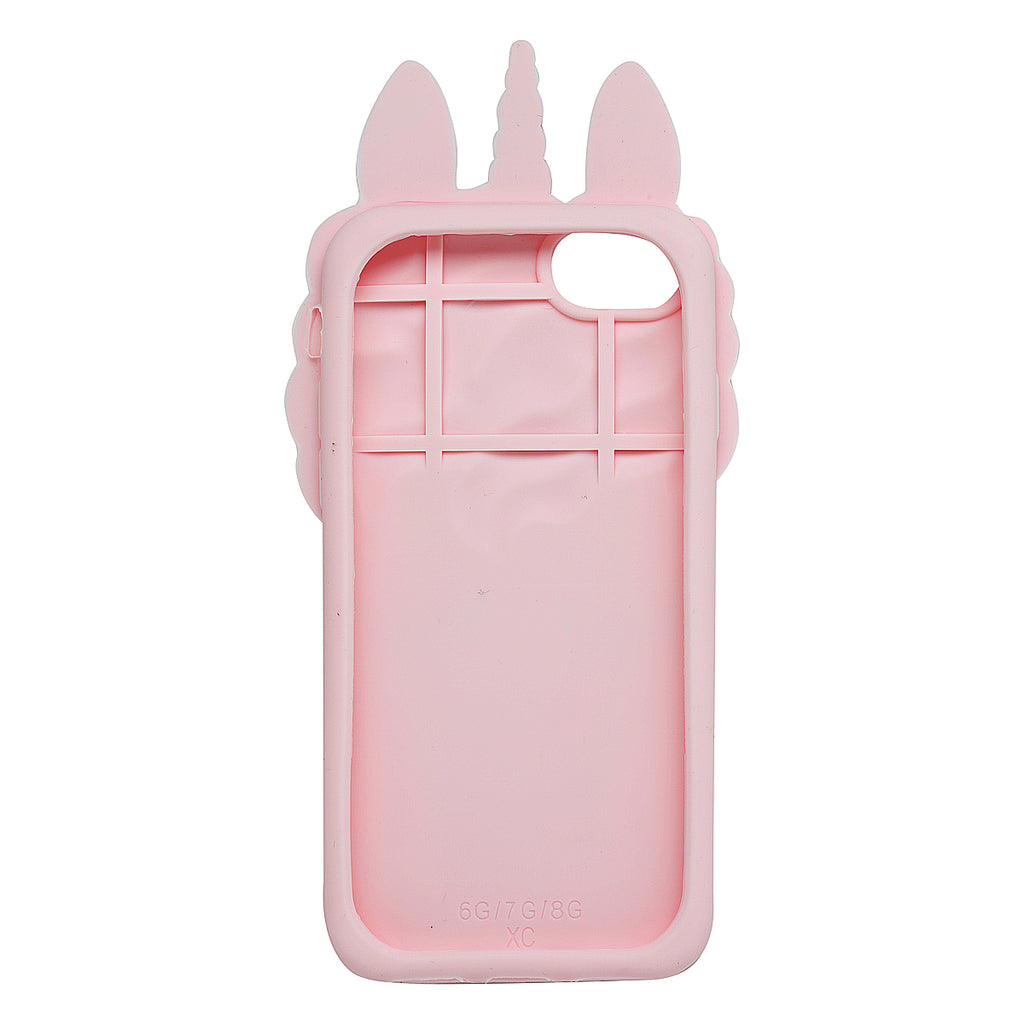 Pink Sleeping Unicorn iPhone 7/8 Plus Case