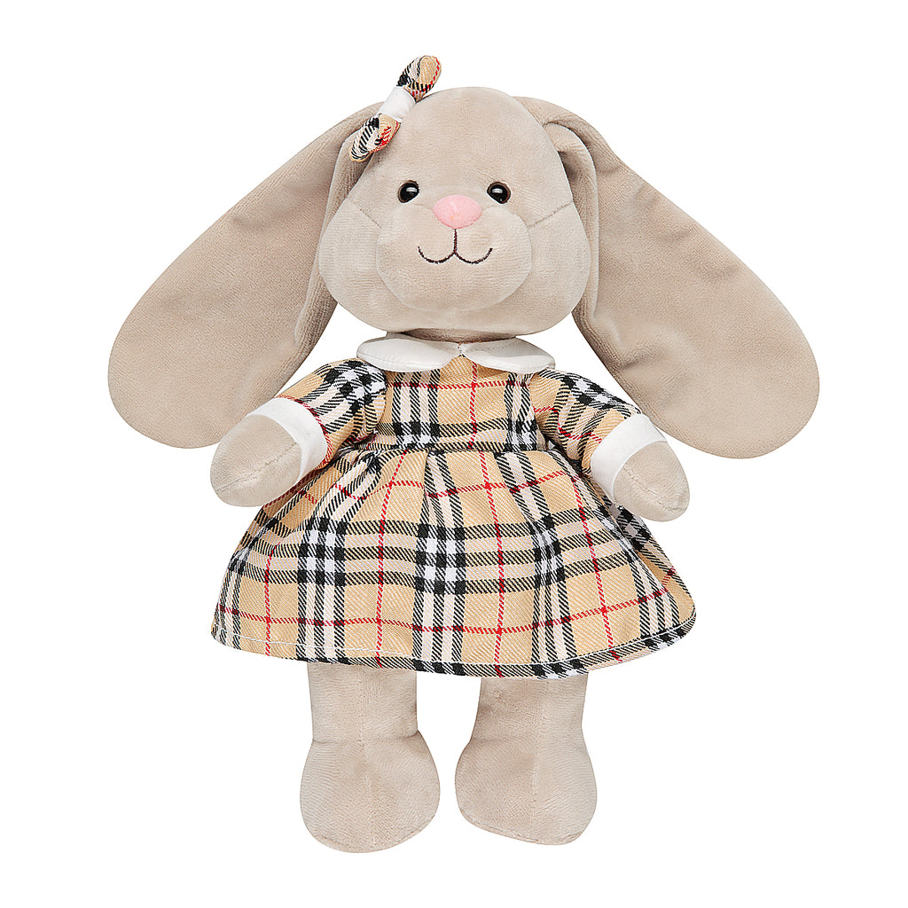 Plush Bunny with Dress