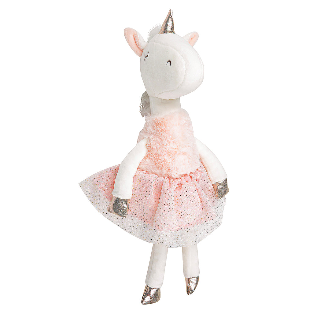 Unicorn with Ballerina Dress