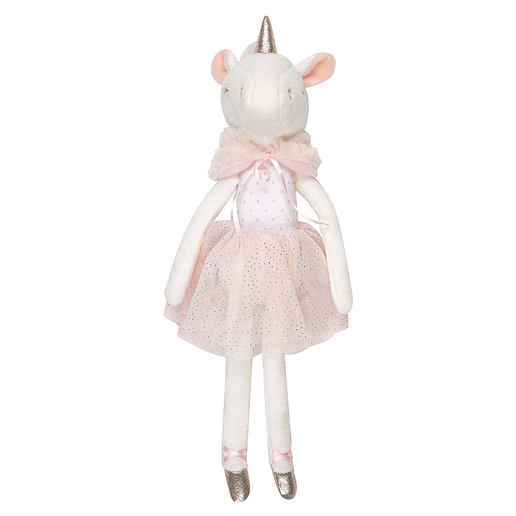 Unicorn Ballerina Dress with Cape
