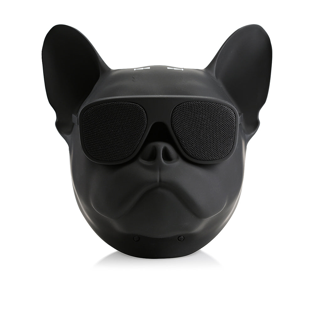 British Dog Bluetooth Speaker - Black
