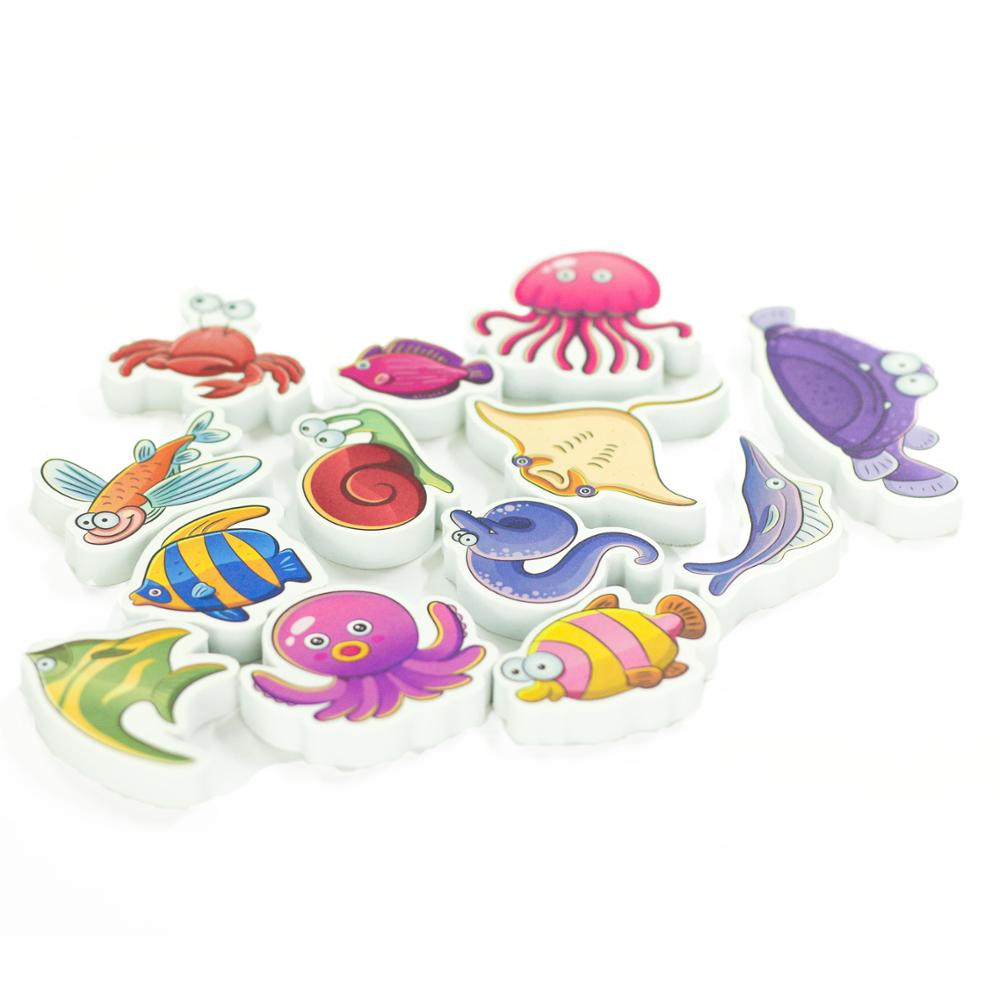 Animal Foam Bath Set (Sea) - 30 Pcs