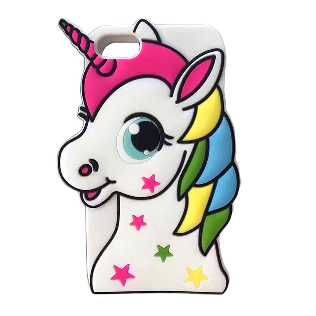 Cartoon Unicorn iPhone 7/8 Case