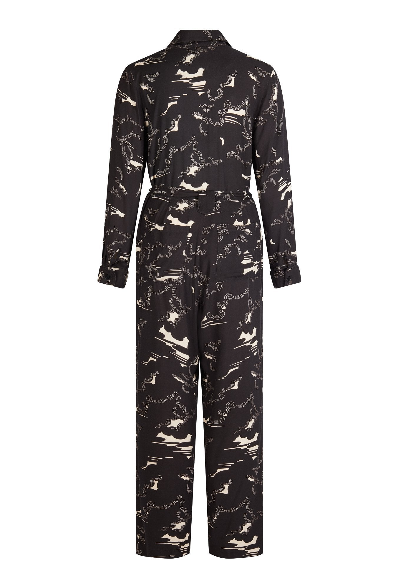 Shiva Jumpsuit by Komodo (Black)