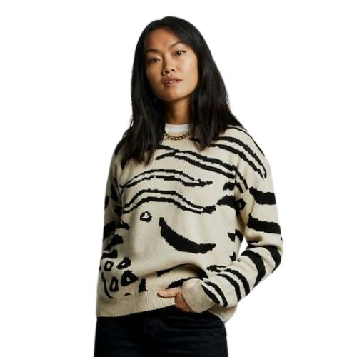 Organic Tiger Jumper by Komodo