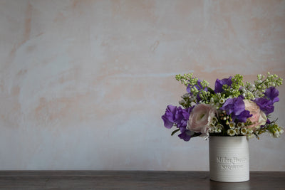 From candle vessel to flower vase: How to re-use your Miller Harris candle pot