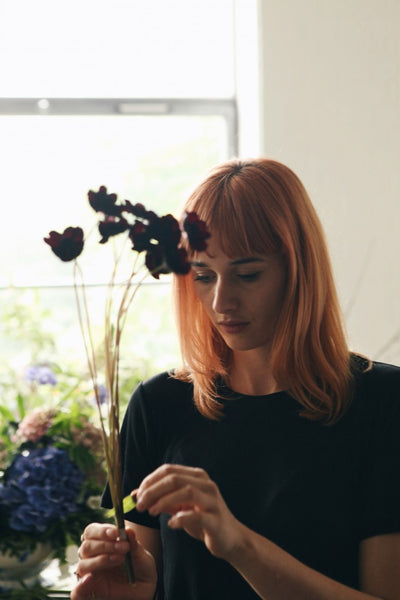 International Women's Week - Emma Weaver, Founder of Palais Flowers