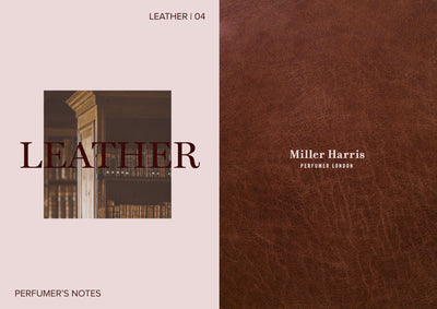 Perfumer's Notes - Leather