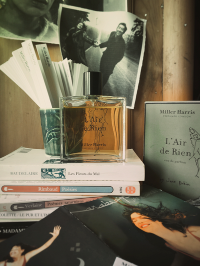 Miller Harris L'Air de Rien by Jane Birkin