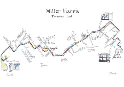The Miller Harris #MHShadowsAndLight Treasure Hunt