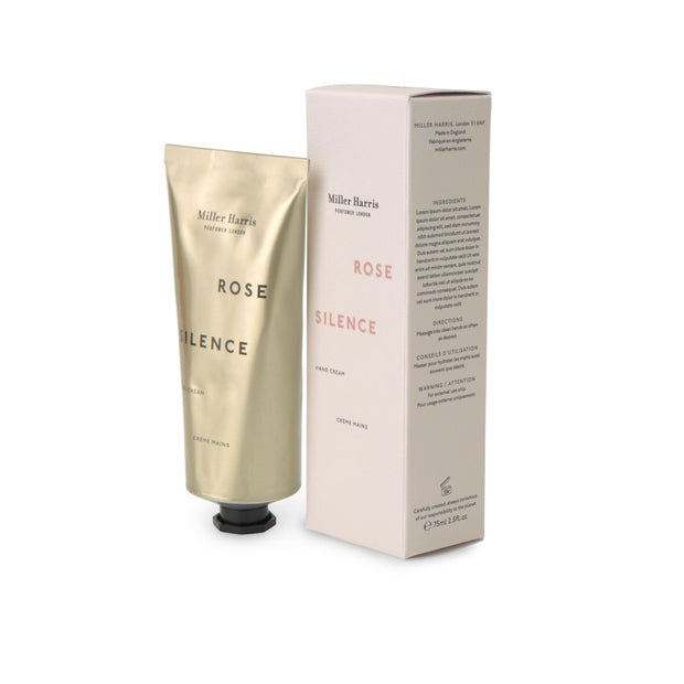 Rose Silence Hand Cream 75ml