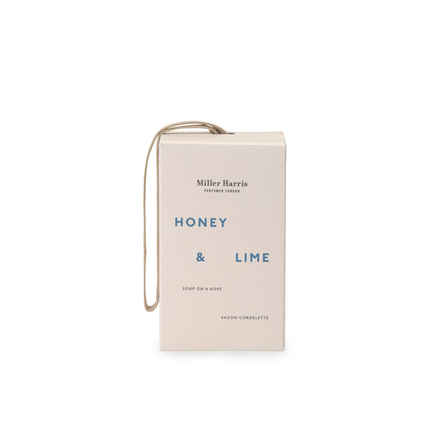 Honey And Lime Soap On A Rope