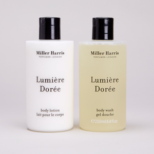 Lumiere Doree Duo Body Wash and Body Lotion
