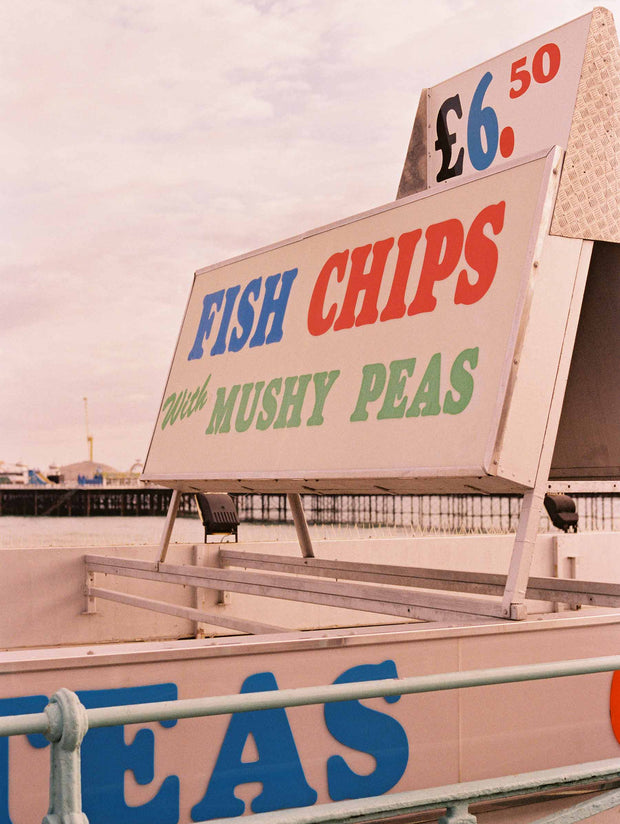 Fish and Chips - Brighton Rock