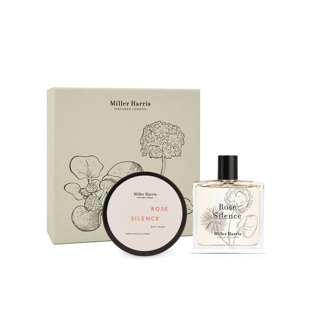 Rose Silence 100ml & Body Cream Gift Set