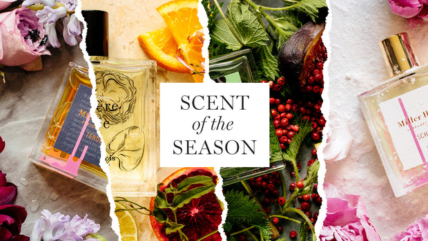 Scent of the Season - through the post