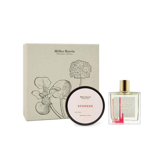 Scherzo 50ml & Body Cream Gift Set
