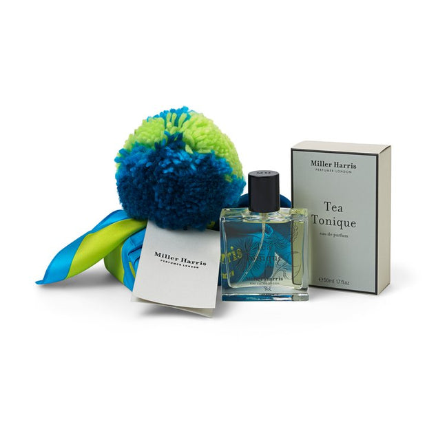 Tea Tonique 50ml Wrapped in Silk Scarf - mhtest1