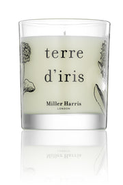 TERRE D IRIS 185g Candle