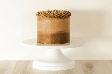 Toasted Hazelnut & Mocha Cake