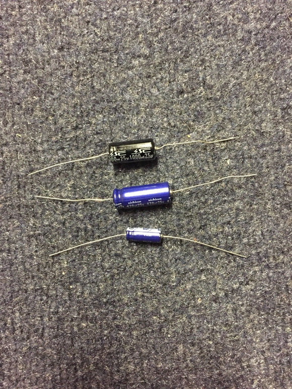 Bally Arcade Pinball Sound Board Capacitor Kit AS-2518-45