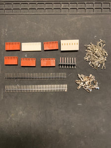 Pinball Connector Repair Rebuild Kit Williams Bally WPC CPU Board
